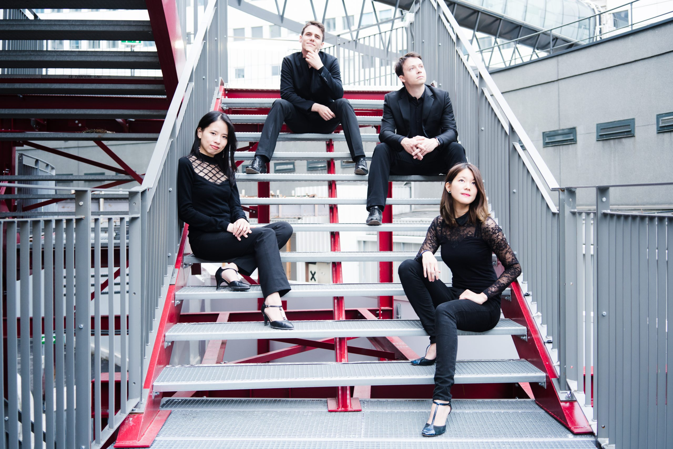 Quatuor Hermès & Geoffroy Couteau
